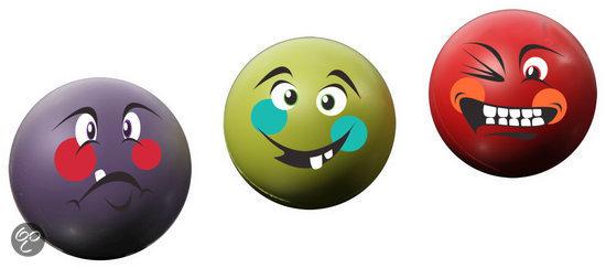 gymstick anti stress ballen 3 stuks groen paars rood sport en vrije. Black Bedroom Furniture Sets. Home Design Ideas