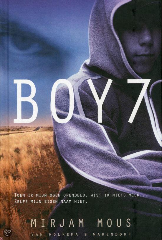 Citaten Uit Boy 7 : Bol boy mirjam mous  boeken