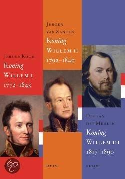 Koningsbiografieen / Willem I; Willem II; Willem III
