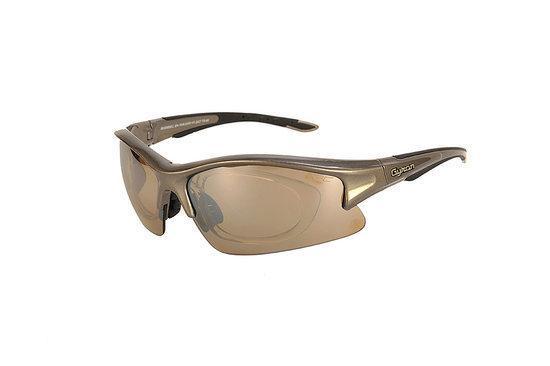 Gyron Keid Grey-Clear - Sportbril - Volwassenen - Lenscat. 1 - ? - Grijs kopen