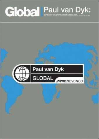Paul van Dyk - Global (DVD + cd)
