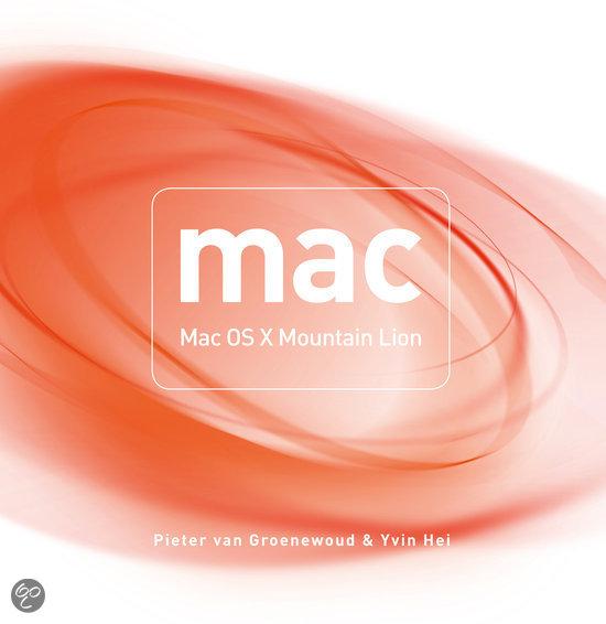 Mac / Mac, OS X Mountain Lion
