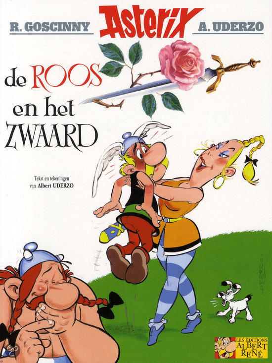 Asterix 29. De roos en het zwaard