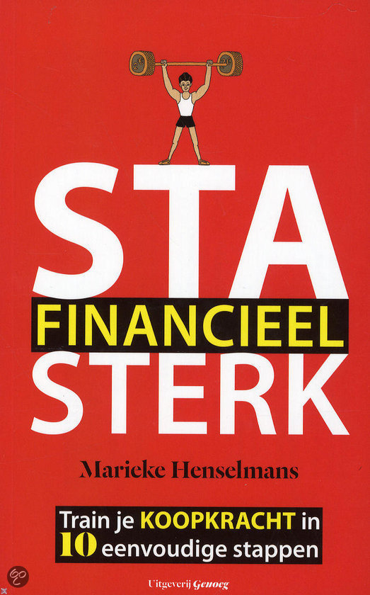 Sta (financieel) sterk !