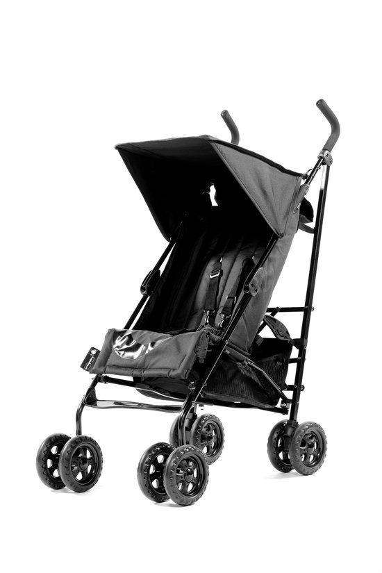 Little Company Black Label Buggy - Geheel Zwart
