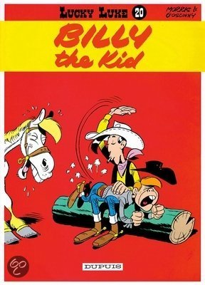 Lucky Luke: 020 Billy the Kid