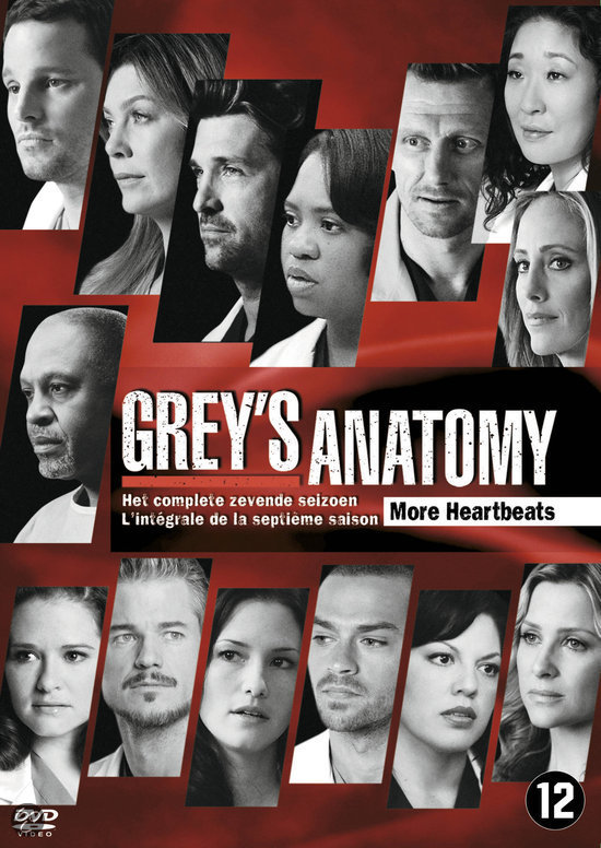 Grey's Anatomy - Seizoen 7