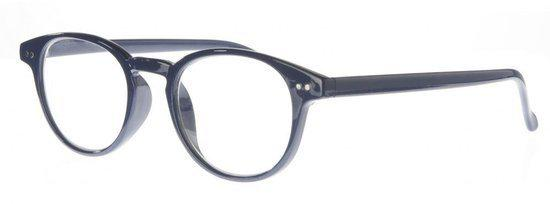 Icon Eyewear NCE003 Boston Leesbril +1.00 - Navy blauw