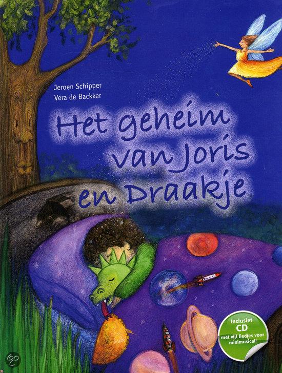 Het geheim van Joris en Draakje + CD