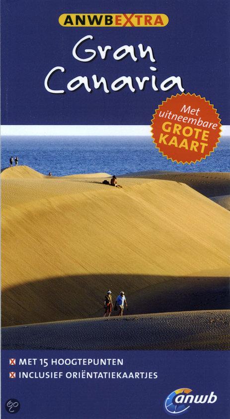 ANWB Extra Reisgids Gran Canaria