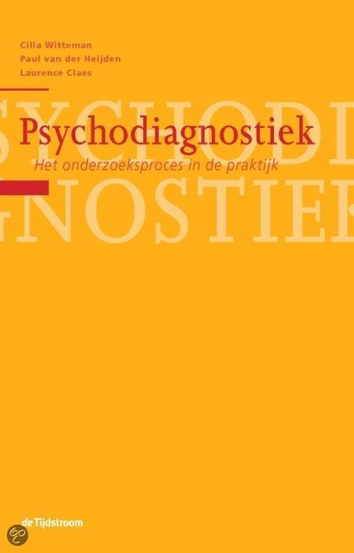 Psychodiagnostiek