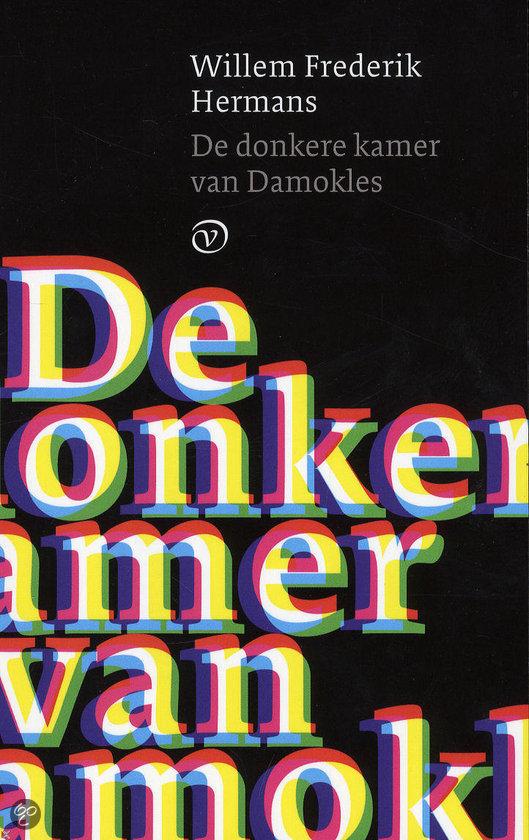 cover De donkere kamer van Damokles