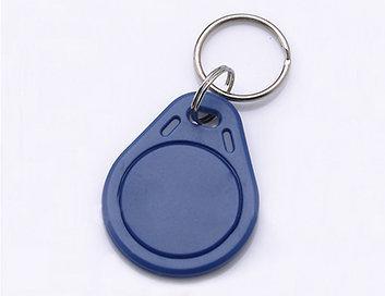 NFC-tags NTAG sleutelhanger blauw (5-pack)