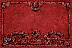 Afbeelding van het spel Dragon Shield Four-Compartment Storage Box - Red