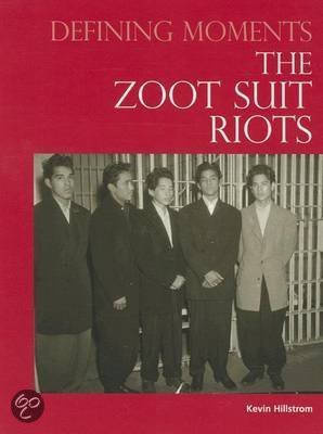 zoot suit riots ethnic and racial Blog social issues  history of latino ethnic labels  have been at the beginning of subculture zoot-suit the riots were primarily racial and social.