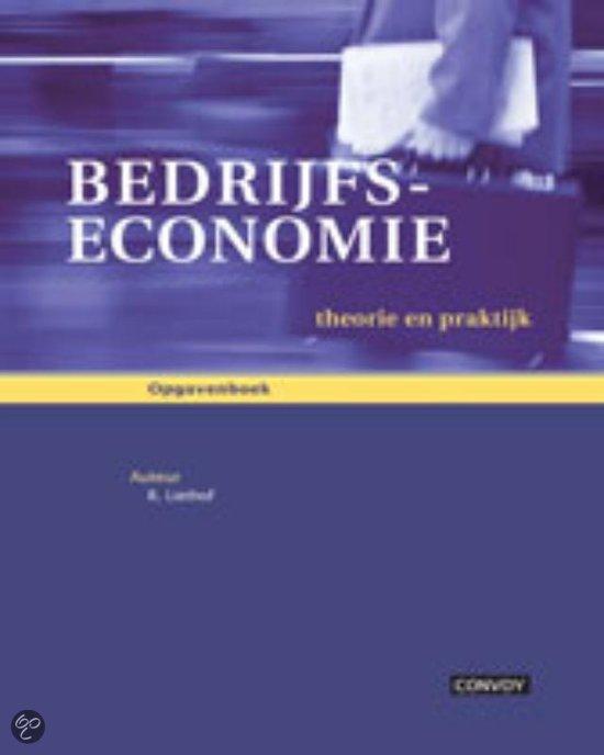 Bedrijfseconomie / deel Opgavenboek