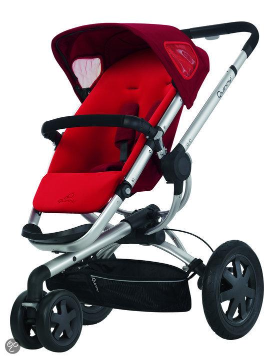 Quinny Buzz 3 - Kinderwagen - Rebel Red
