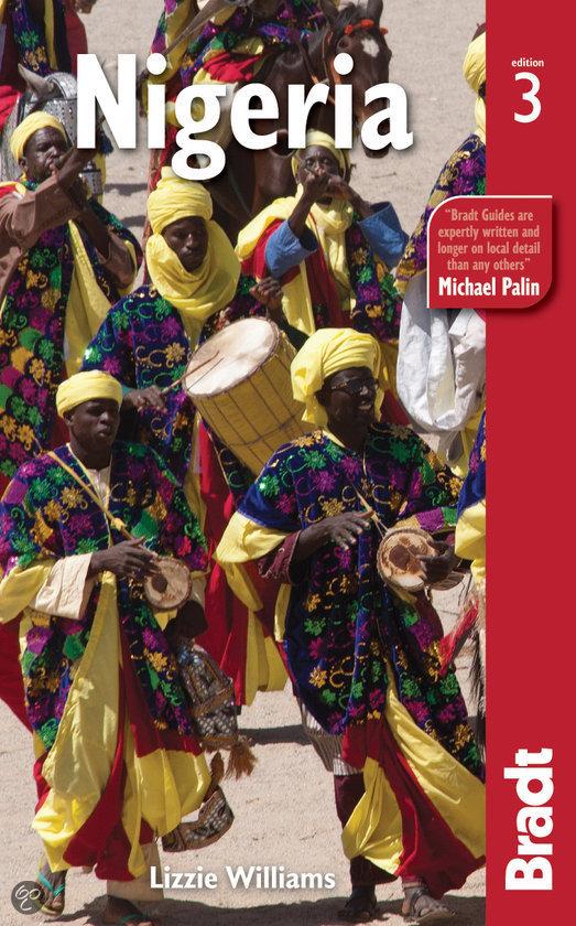 Bradt's reisgids Nigeria