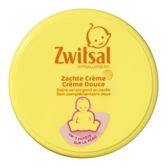 Zwitsal - Zachte Creme Pot - 200 ml