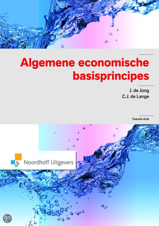 Algemene economische basisprincipes + Campus Credit Card