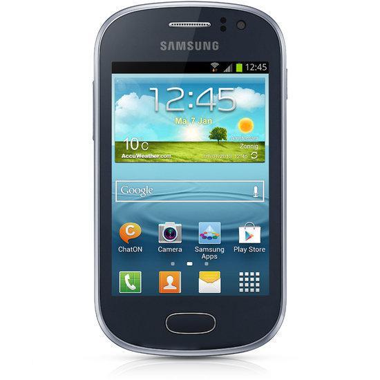 Samsung Galaxy Fame - Blauw