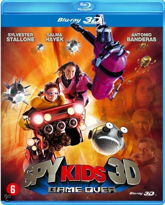 Spy Kids 3 (3D Blu-ray)