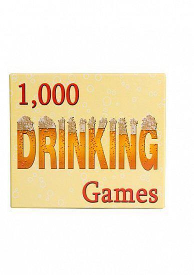 Afbeelding van het spel 1000 Drinking Games