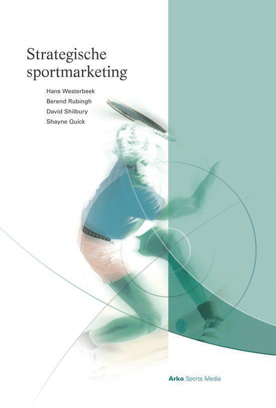 Strategische Sportmarketing