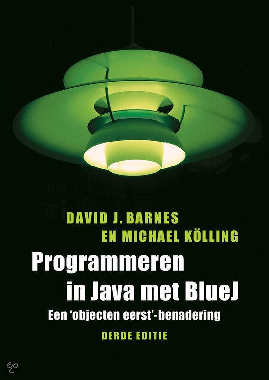Programmeren in Java met BlueJ + CD-ROM