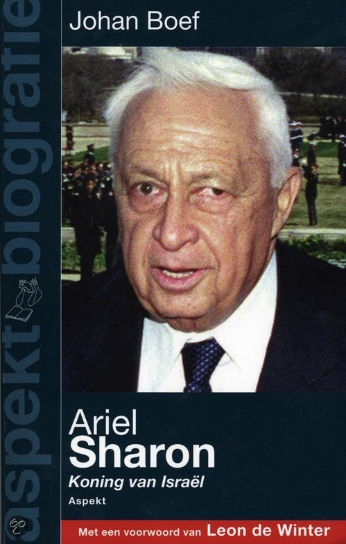 Aspekt-biografie - Ariel Sharon