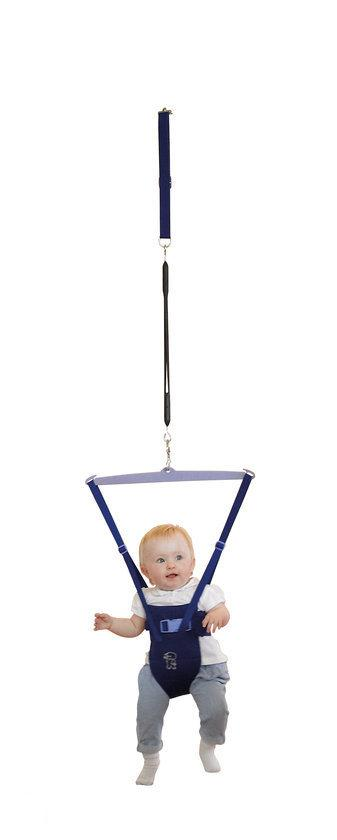 Jippie's - Tippitoes Bouncer - Blauw