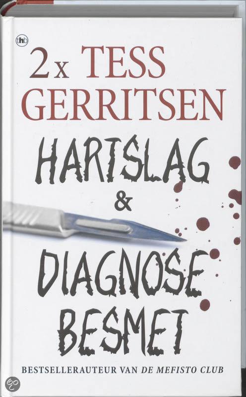 2x Tess Gerritsen - omnibus / Hartslag & Diagnose besmet