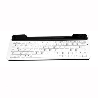 Samsung Toetsenbord Dock voor Samsung Galaxy Tab 8.9 -Wit