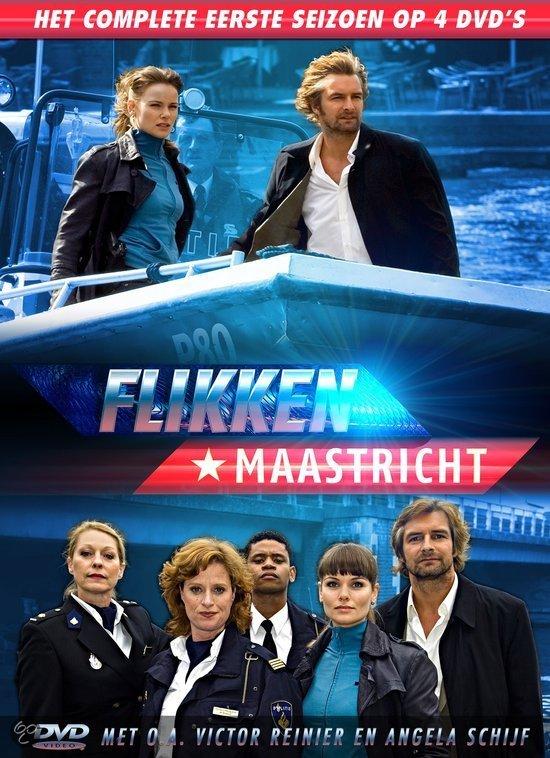 Flikken Maastricht - Seizoen 1 (4DVD)