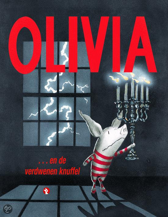 Olivia en de verdwenen knuffel