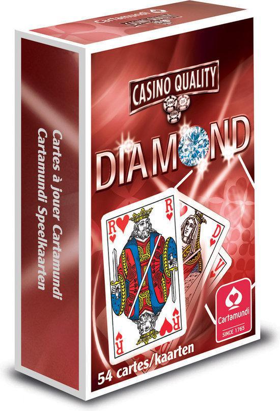 Afbeelding van het spel Diamond Bridge Rood  & Blauw (Blister)