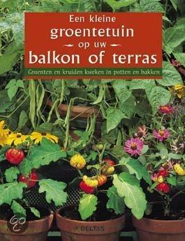 Een Kleine Groentetuin Op Uw Balkon Of Terras