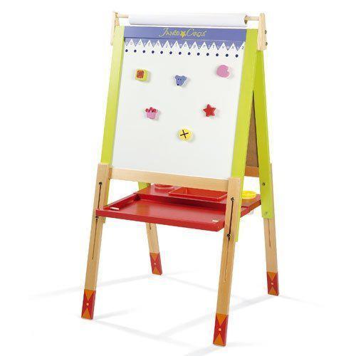 Janod Schoolbord en Magneetbord Circus