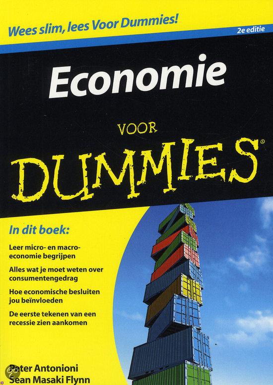 Economie voor Dummies