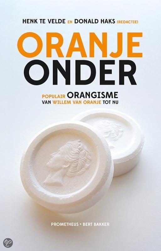 Oranje onder