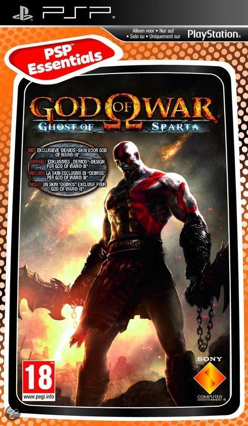 God Of War: Ghost Of Sparta - Essentials Edition