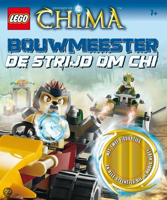 Legends of Chima / De strijd om Chi