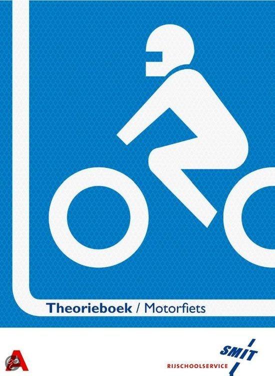 Het theorieboek motorfiets / deel leerboek voor het rijbewijs A