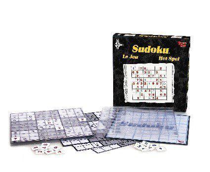 Afbeelding van het spel Sudoku het spel