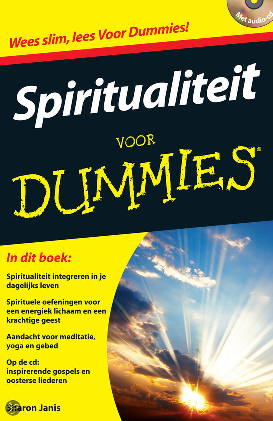 Spiritualiteit voor Dummies, pocketeditie
