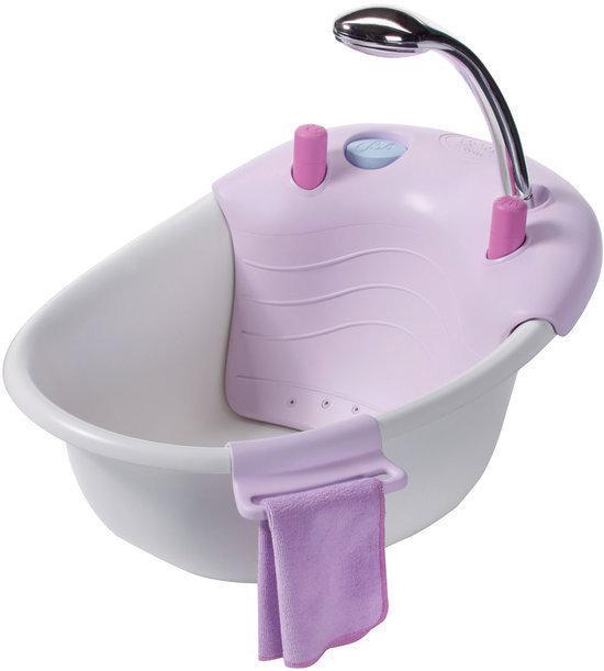 Baby born bubbelbad met douche kopen laagste prijs aanbiedingen - Baby douche ...