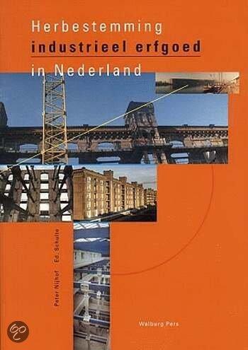 Herbestemming Industrieel Erfgoed Nederl
