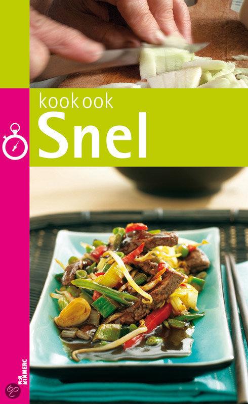 Kook ook / Snel