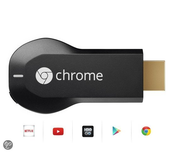 Chromecast Media streamer