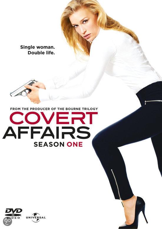 Covert Affairs - Seizoen 1